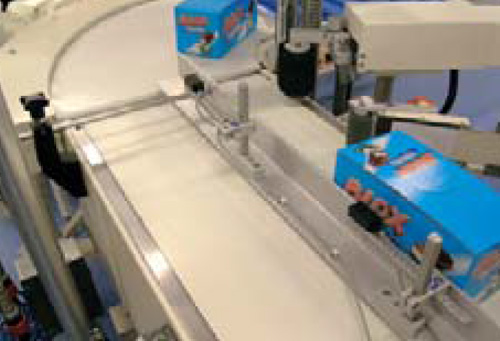 Ленты для кондитерской промышленности