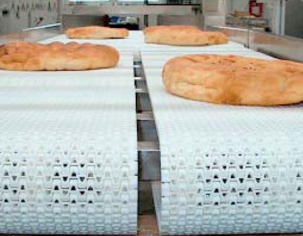 Ленты для хлебопекарской промышленности