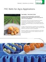 Каталог ПВХ-ленты для агропромышленного применения