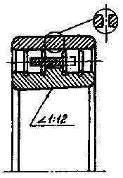 Подшипник 3182116 (NN3016K) размер 80x125x34