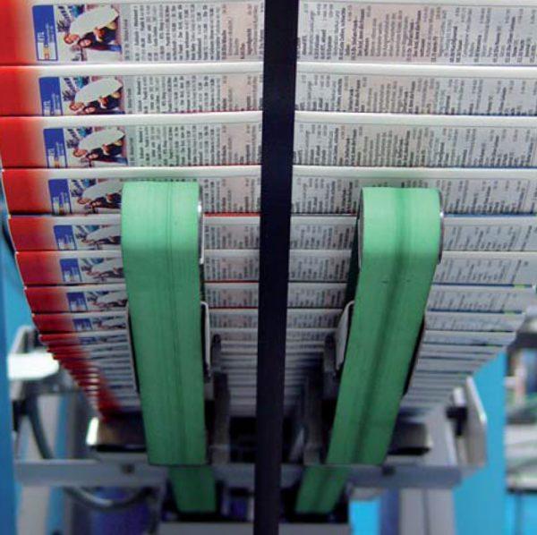 Ремни для полиграфии и бумажной промышленности