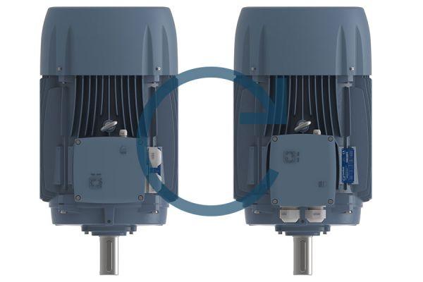 Электродвигатели DELPHI 160-400 3-х фазные