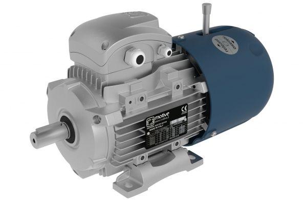 Электродвигатели DELPHI AT с тормозом