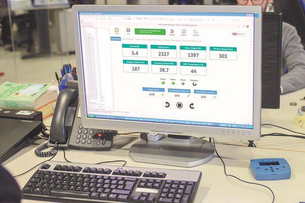 Преобразователи частоты 1-но фазные и решения с NANO